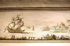Palacio de las Brevas. Detalle.