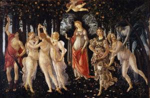 Botticelli-primavera